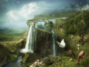 The Rebirth of Gaea