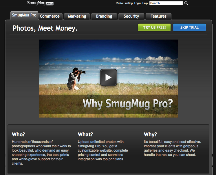 Why Photographers Like You Use SmugMug Pro?