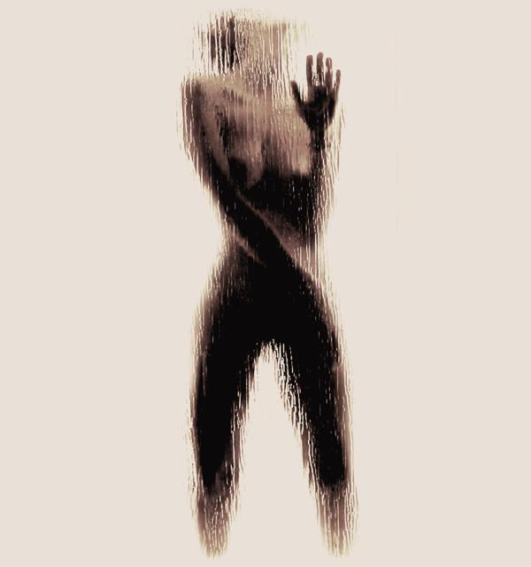Anastasia-Mastrakouli, naked-silhouette-alphabet, photography, arts, nude, nsfw