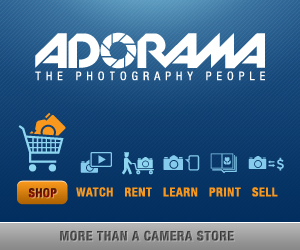 adorama, photography, retail, equipment