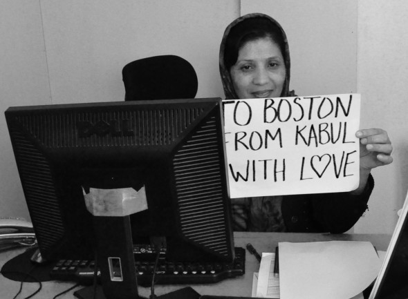 Beth-Murphy, To-Boston-From-Kabul, With-Love, Boston-Bombing