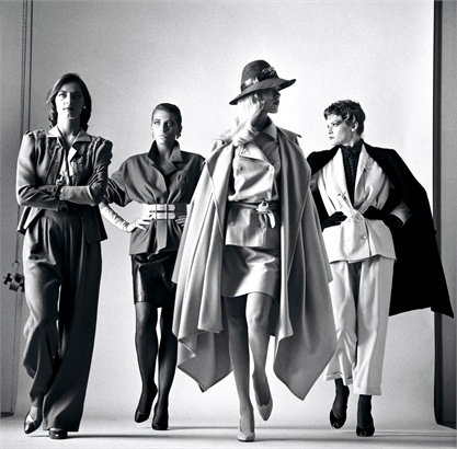 helmut-newton, world-without-men, fashion, photography