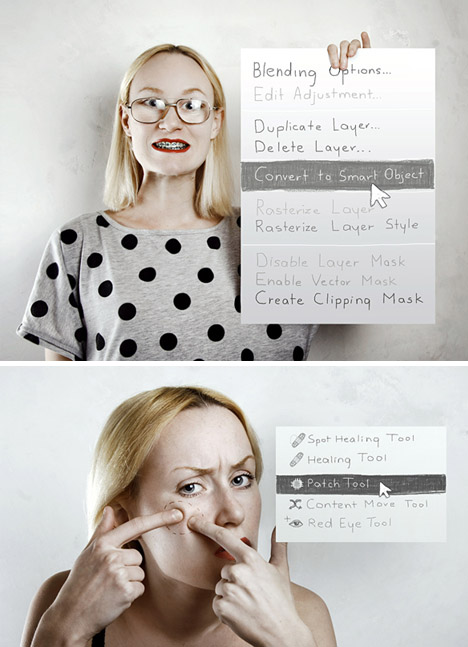 photoshop-based-manipulation-series, Flora-Borsi, Photoshop