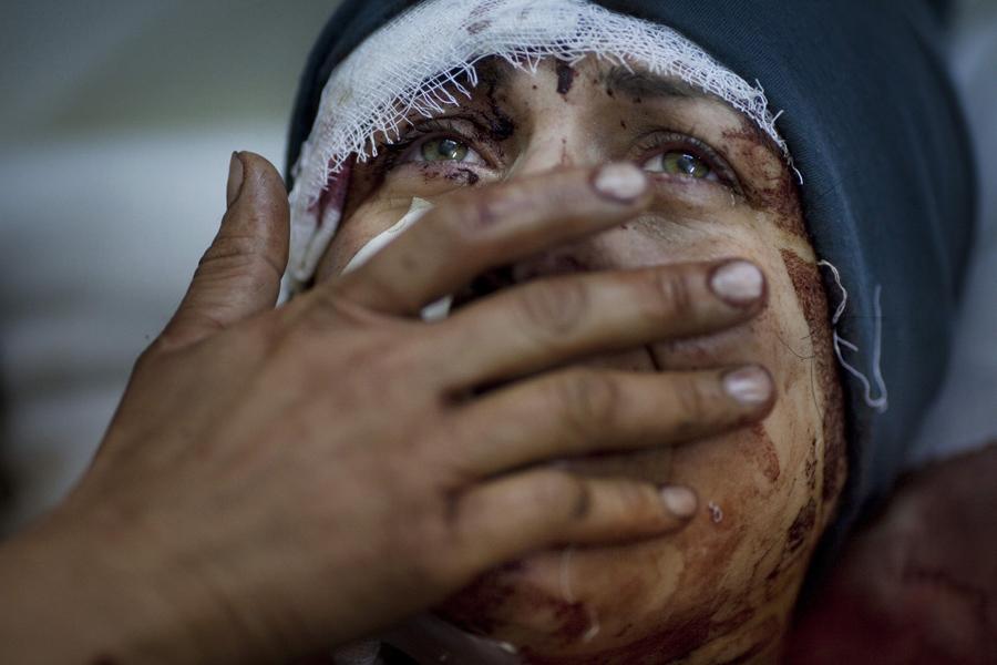 Syrian-Civil-war, Pulitzer-Prize, Rodrigo-Abd, Associated-Press