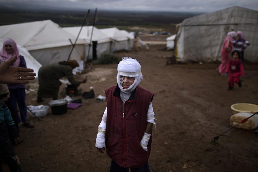 Syrian-Civil-war, Pulitzer-Prize, Muhammed, Muhammed-Muheisen, Associated-Press