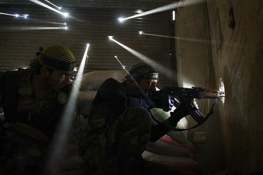 Syrian-Civil-war, Pulitzer-Prize, Javier-Manzano, Agence-France-Presse