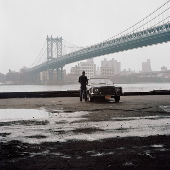 janet-delaney, clampart, manhattan-bridge, nyc-c.-1985