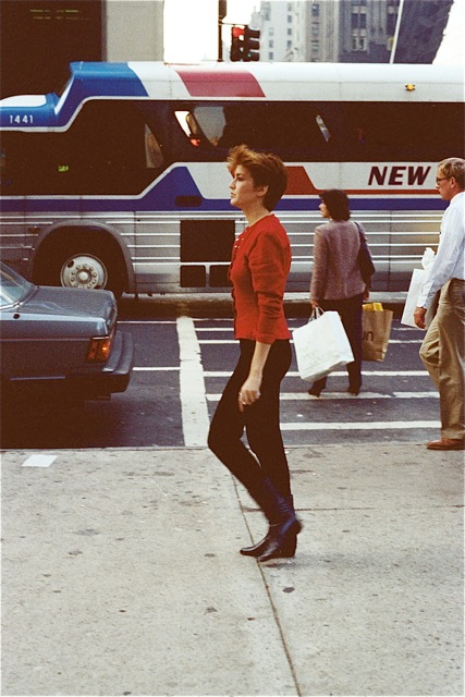 Gunar-Roze, Manhattan-1982
