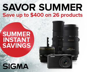 sigma, sigma-photo, sigma-corporation-of-america, photography, lenses, cameras, deals