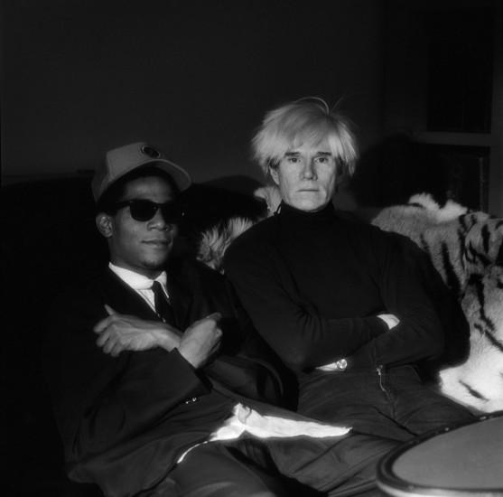 basquiat, andy-warhol, Jeannette-Montgomery-Barron