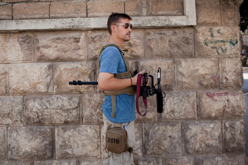 A RISC Graduate, James Foley