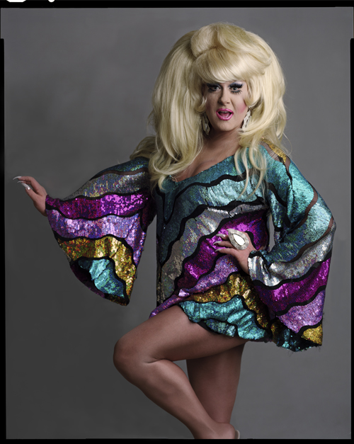 Lady-Bunny, Timothy-Greenfield-Sanders, HBO