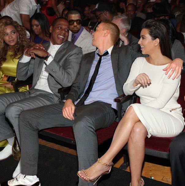 Peeje-T, Kim-Kardashian, Kanye-West, Jay-z, Beyonce