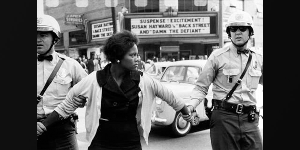 Bruce-Davidson, Time-of-Change-Civil-Rights-Photographs, civil-rights-movement, segregation, blacks, whites, 1961-1965, Howard-Greenberg-Gallery
