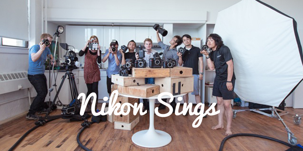 Nikon Symphony, photography, music