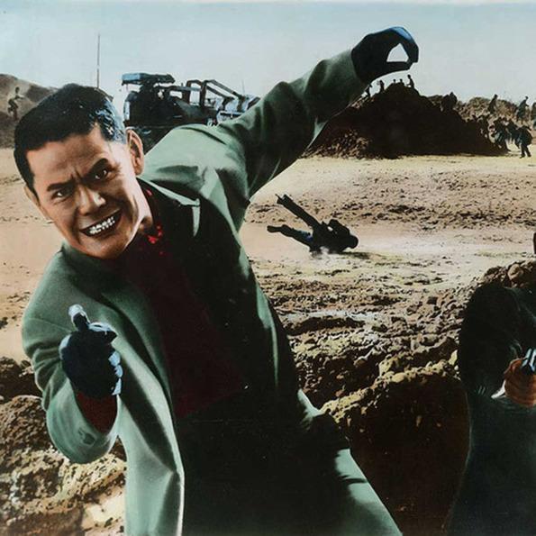 Japanese mafia, photography, film noir, Project B