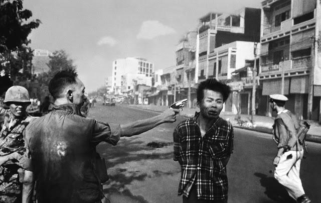War Photography, BBC, Saigon Execution, Jane O'Brien, Eddie Adams, photojournalism,