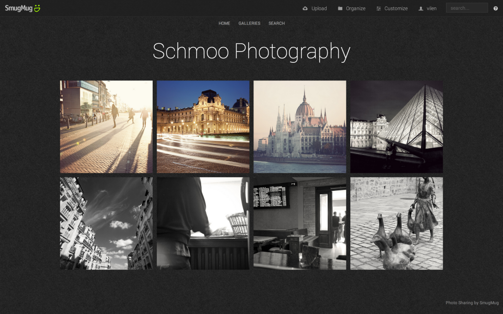 smugmug, website, portfolio, photography, new-smugmug, makeover, redesign, themes