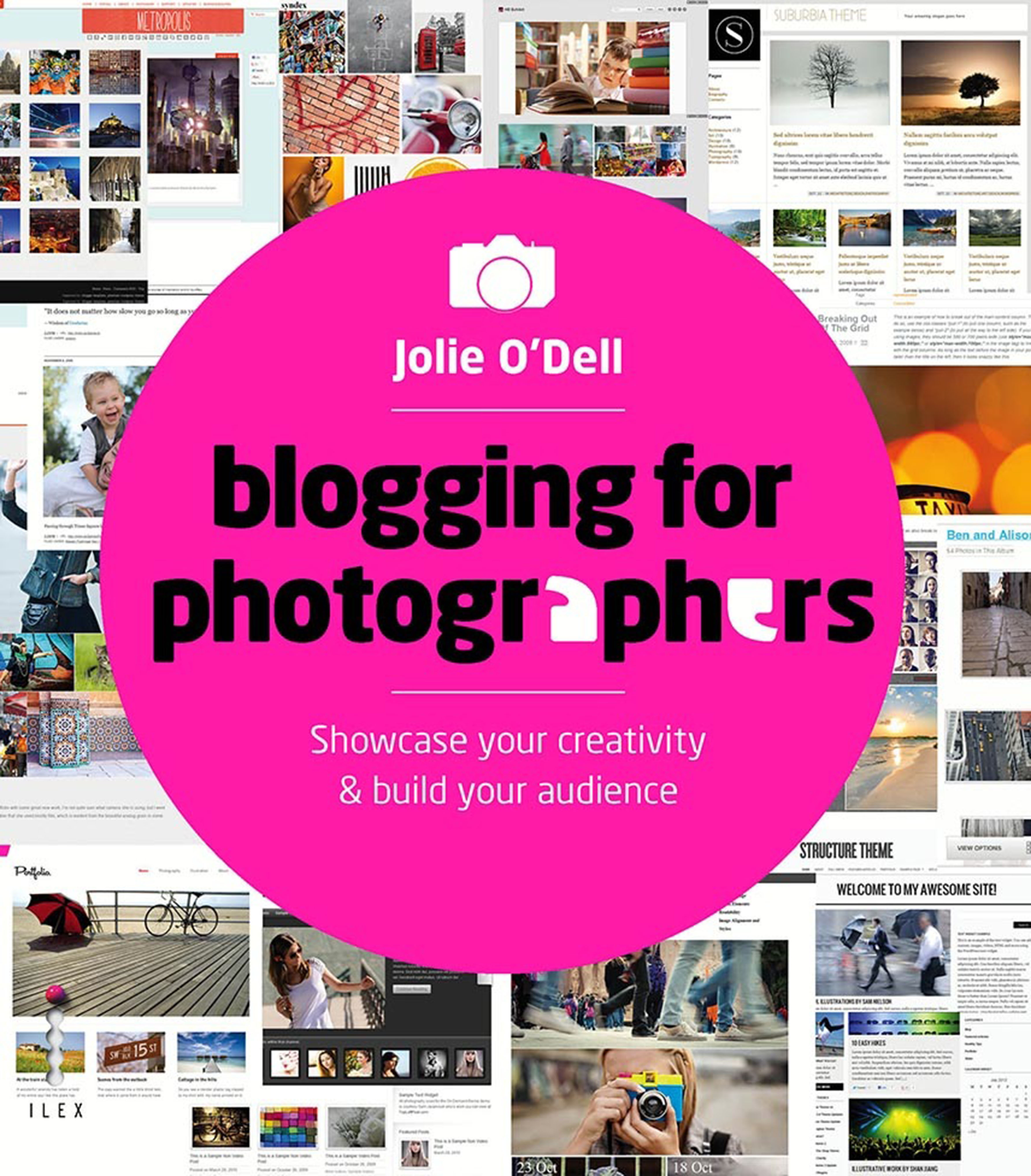 Jolie-O'Dell, Blogging-for-Photographers, photography-book