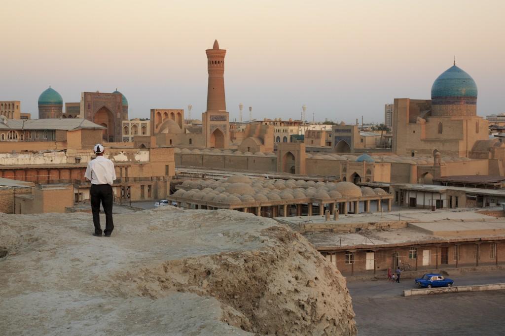 Bukhara2 Theodore Kaye