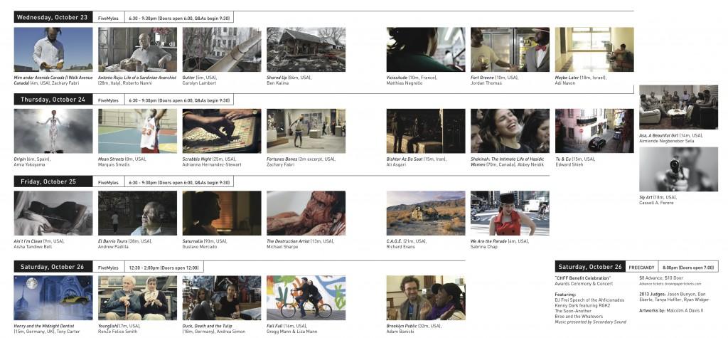 crown-heights, film-festival, brooklyn, schedule