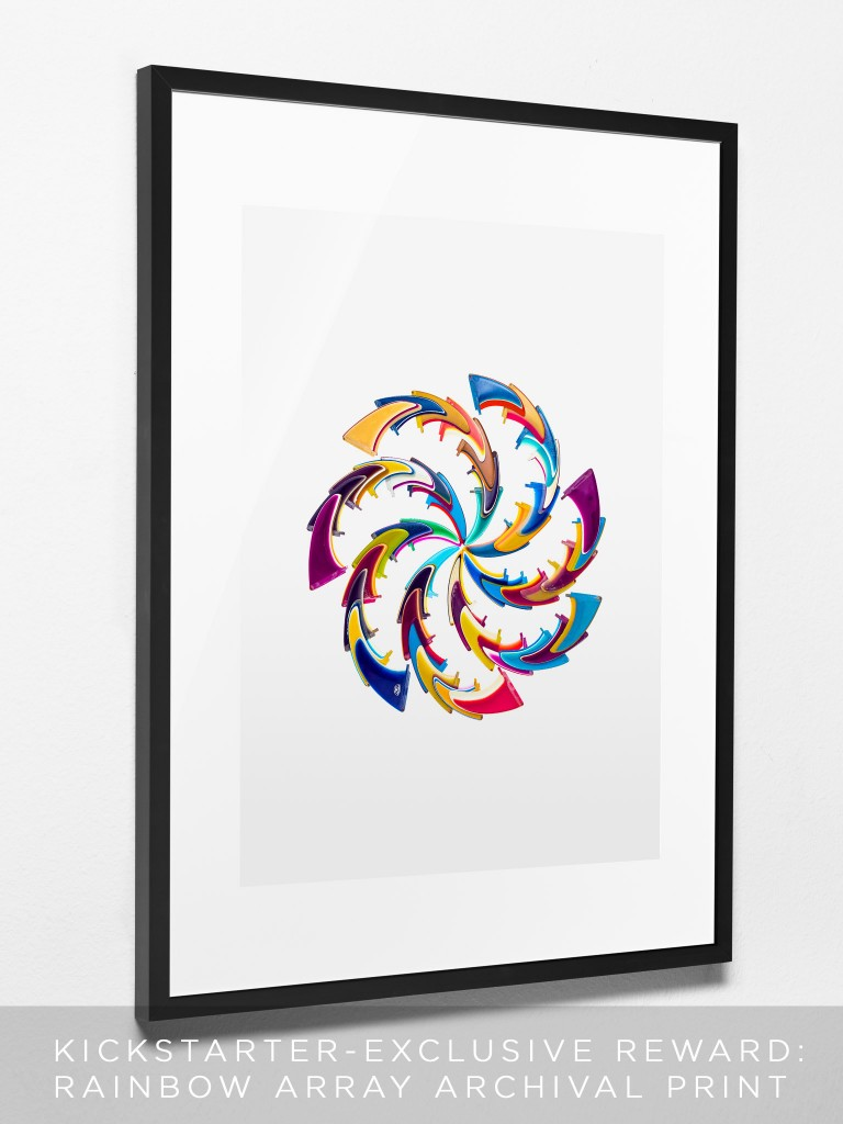 theFINproject-Kickstarter-Reward-Rainbow-Array