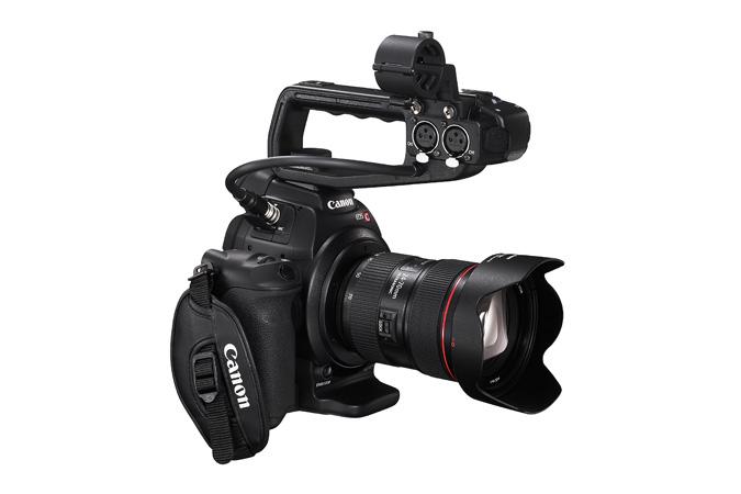 Cannon, USA, AF, C100, Upgrade, Dual-Pixel