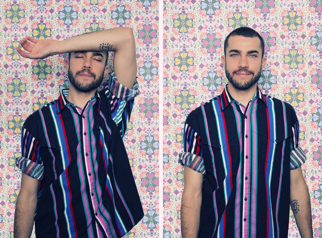 ashley-kolodner, gayface, first-class, photo-series, portraits, diptych, lgbtq, queer, gay rights