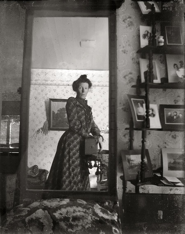 oldest known selfie