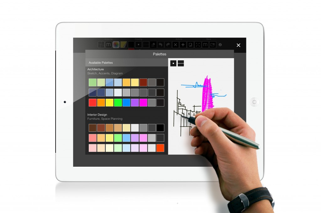 morpholio, trace, 2.0, app release, update, anna kenoff, mark collins, drawing, sketching, photography