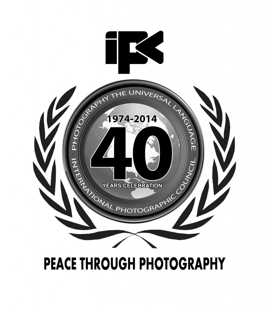 IPC's 40th Anniversary Logo