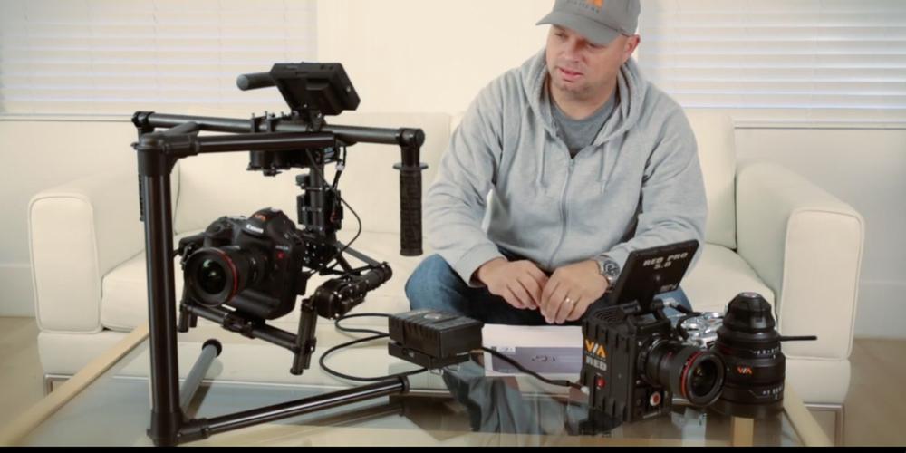 MoVI-M10, camera, stabilizer, photography, Daniel-Hurst, Shutterstock, handheld