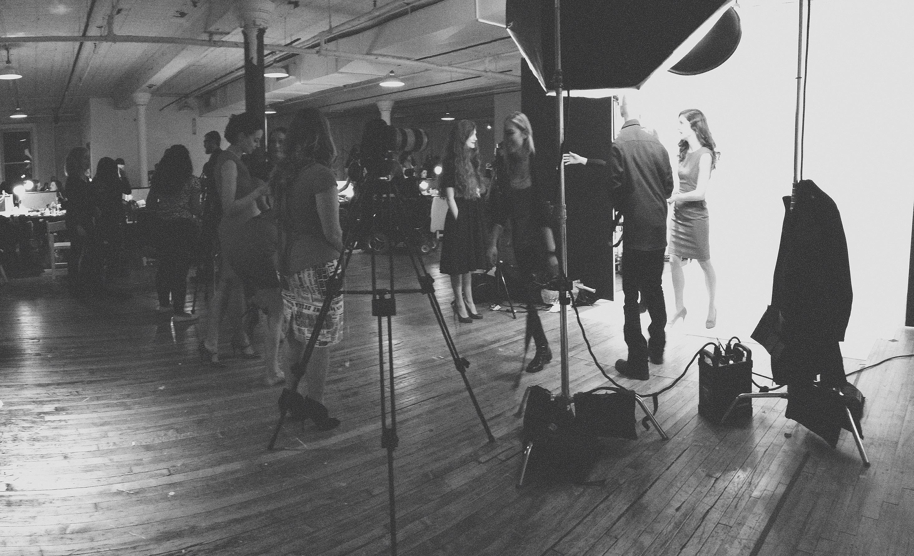 Launch-NYC, Adorama, Pro, Manufacture-NY, NYFW, Fashion-Week, runway, photography, show, press-lounge