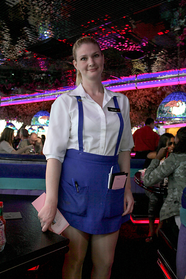 Claire-J-Donoghue, photographs, cross-country-road-trip, Americana, diner-waitress