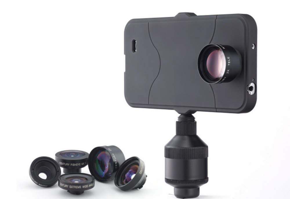 official photos e046c 9d039 iPro Lens System Now for iPhone 5, 5S, 4/4S, Galaxy S4, & iPads ...