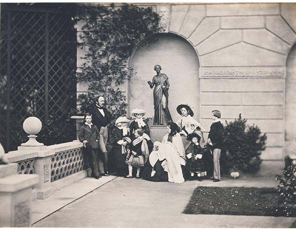 Getty-Center, exhibit, historical-photographs, Queen-Victoria
