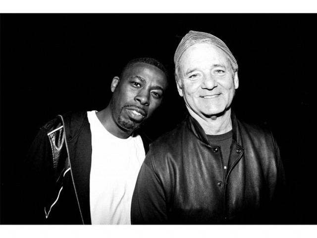 Mel-D-Cole, hip-hop-photographer, Bill Murray, GZA