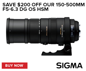sigma-150-500mm, sigma, lenses, instant-savings, discount, photography, lenses, sigma-corporation-of-america