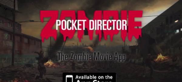 tech, videography, zombie-fx, pocket-director, app