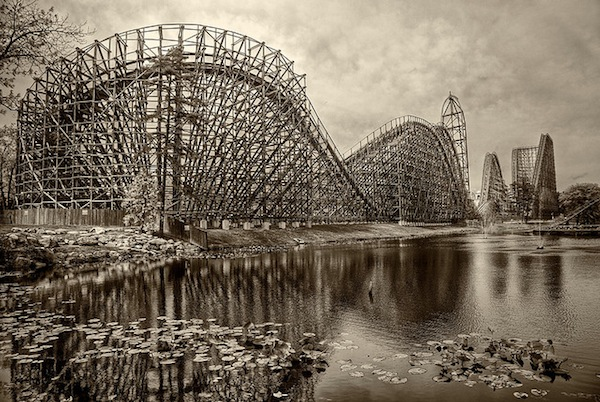 photography, arts, inspiration, rollercoaster