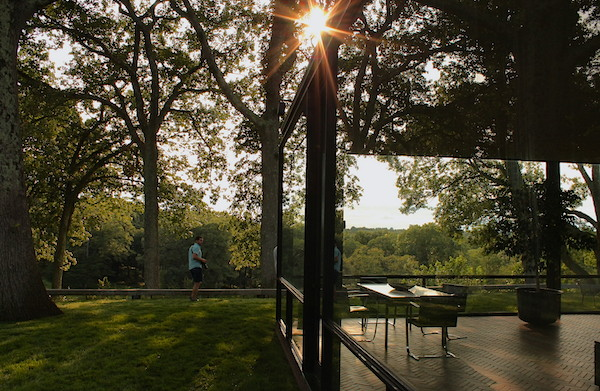 photography, arts, inspiration, nature, instagram, instameet, philip-johnson-glass-house