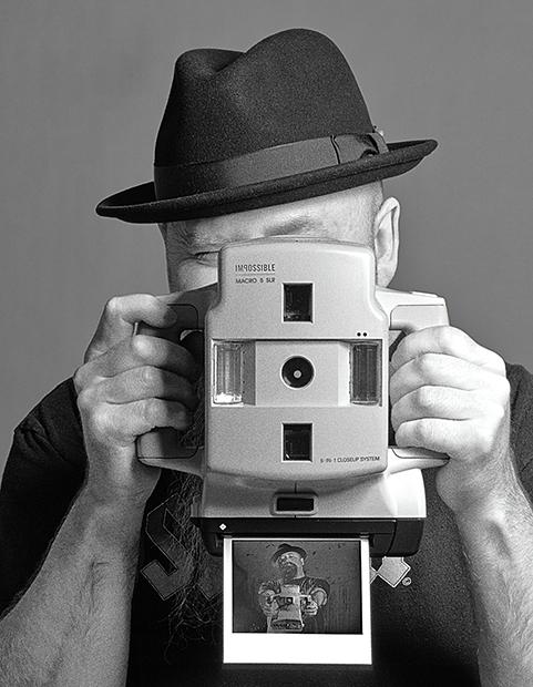 creativelive, education, instant-photography, jonny-davenport, polaroid, tips, tricks, undaunted