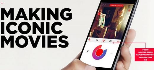hipstamatic, cinamatic, mobile-video, tech, arts, news
