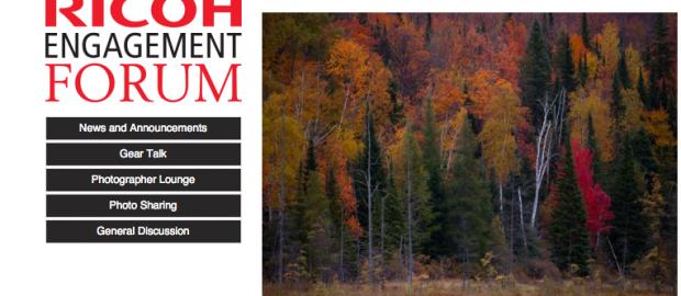 Ricoh engagement forum launches