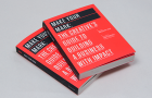 "New 99U Book ""Make Your Mark"" Can be Applied to Any Creative Field"