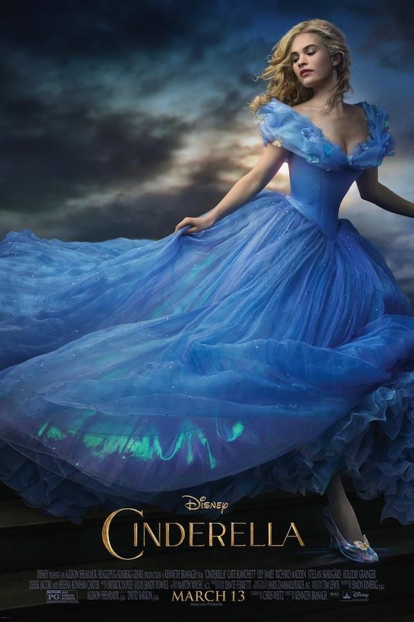 Cinderella, Annie Leibovitz, Disney movie, movie poster,