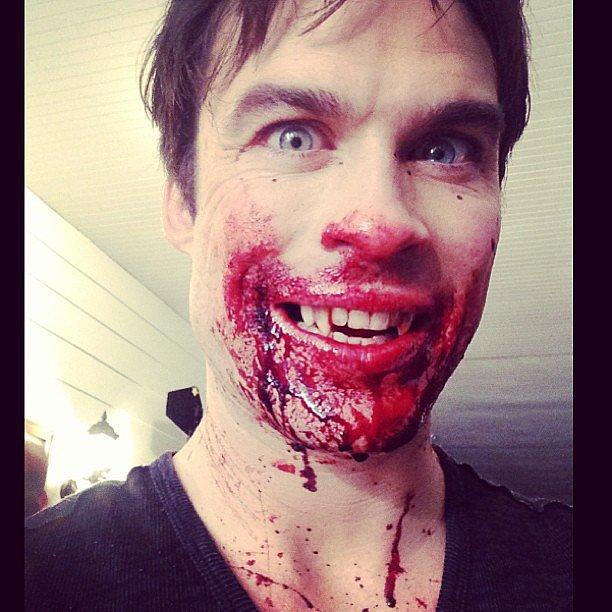 Bloody-Selfie