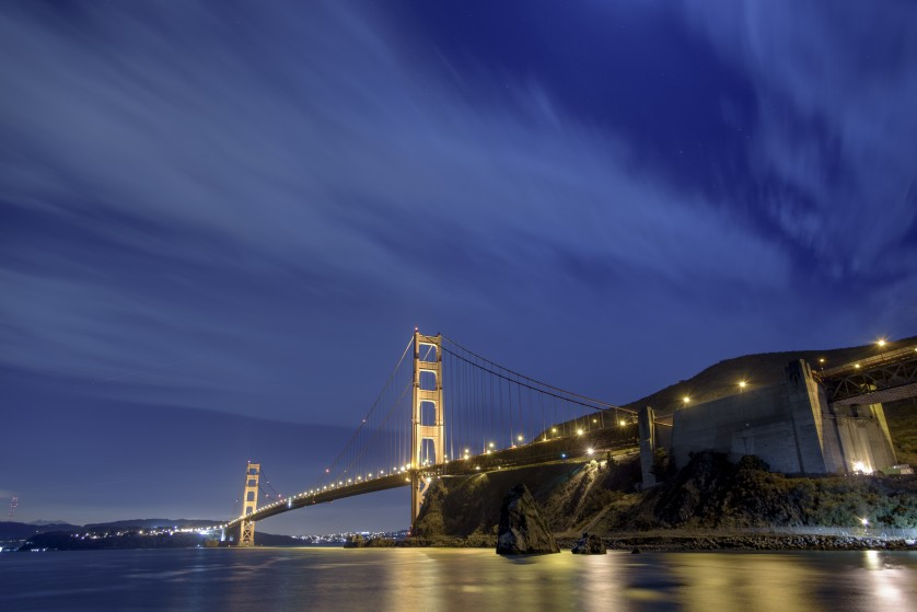 D750 Golden Gate Bridge 1
