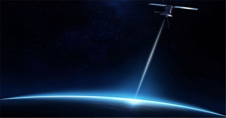 NASA-to-Beam-Data-from-Space-with-Laser