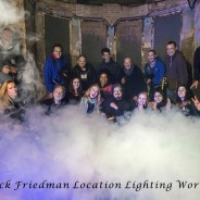 How do you Light a London Asylum?